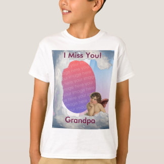 T-shirt Chemise de souvenirs d'enfance