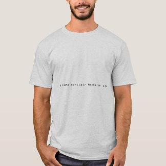 T-shirt Chemise de spectre de ZX