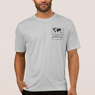 T-shirt Chemise de sport d'état de préparation d'Everyman