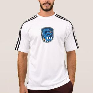 T-shirt Chemise de sports d'Adidas de chaos de couronne