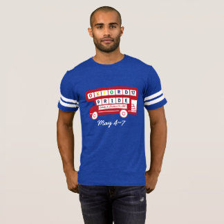T-shirt Chemise de sports de fierté d'Oxford