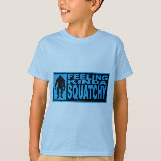 T-shirt Chemise de Squatchy de sentiment - conclusion de