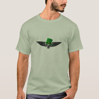 T-shirt Chemise de St Patty de force d'Omega