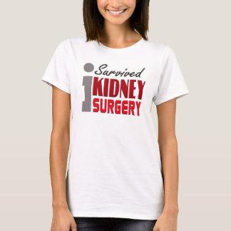 T-shirt Chemise de survivant de chirurgie de rein