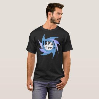 T-shirt Chemise de survivante d'IRMA d'ouragan
