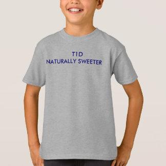 T-shirt Chemise de T1D (diabète de type 1)