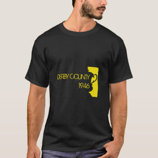 T-shirt Chemise de tasse de Derby