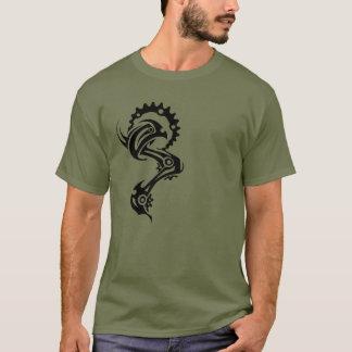 T-shirt Chemise de tatouage de vélo
