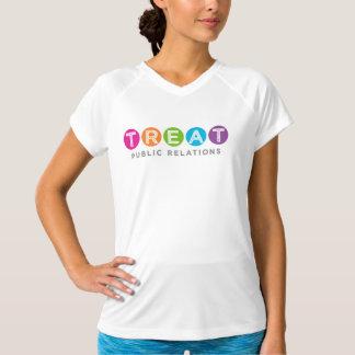 T-shirt Chemise de technologie de P.R. de festin