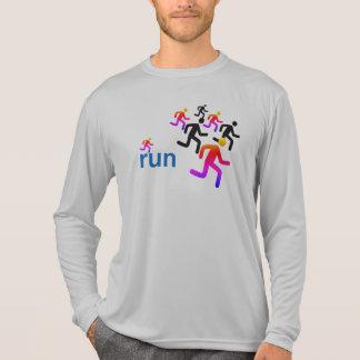 T-shirt Chemise de Tek du Chef de centre de détection et