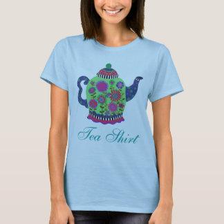T-shirt Chemise de thé