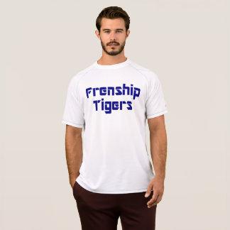 T-shirt Chemise de tigre de Frenship