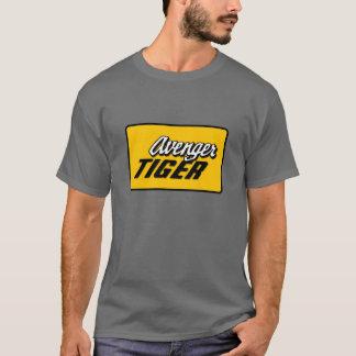 T-shirt Chemise de tigre de vengeur