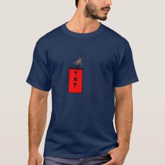 T-shirt chemise de tnt