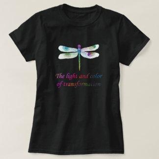 T-shirt Chemise de transformation de libellule