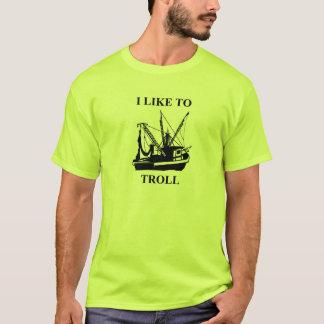 T-shirt Chemise de Troll