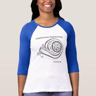 T-shirt Chemise de Turbo de rechange de déplacement -