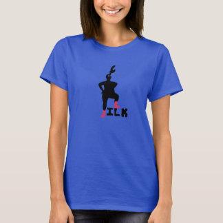 T-shirt Chemise de type de Greta et de Jen, un plus grand