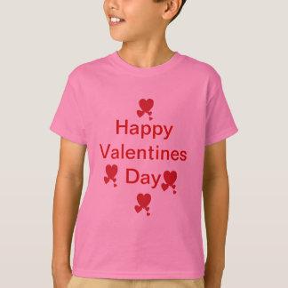T-shirt chemise de valentine