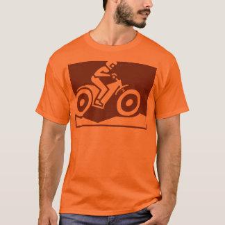 T-shirt Chemise de vélo de saleté