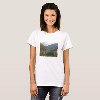 T-shirt Chemise de viaduc de Harry Potter Glenfinnan
