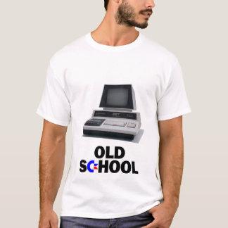 T-shirt Chemise de vieille école de commodore