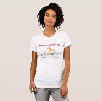 T-shirt Chemise de voilier de parc de Linwood