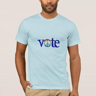 """T-shirt Chemise de """"vote"""" de graphiques du karaté KAT"""