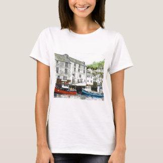 """T-shirt Chemise """"de voyage de bateau"""""""