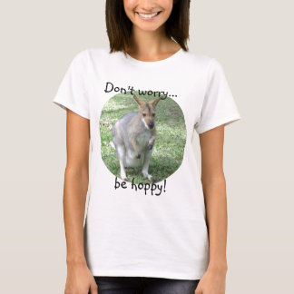 T-shirt Chemise de wallaby - humoristique