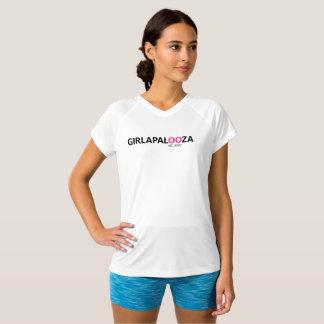 T-shirt Chemise de Wicking - logo de 10 ans