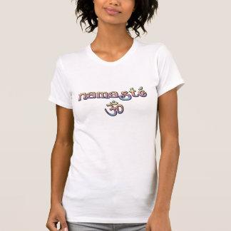 T-shirt Chemise de yoga de Namaste OM