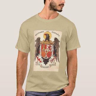 T-shirt Chemise d'Eagle d'Espagnol de Franco