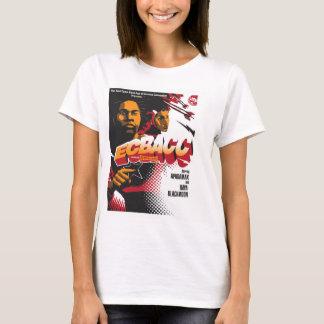 T-shirt Chemise d'ECBACC - affiche de film - les tailles
