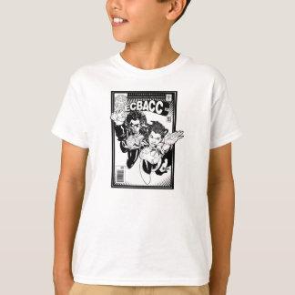 T-shirt Chemise d'ECBACC - couverture comique - les
