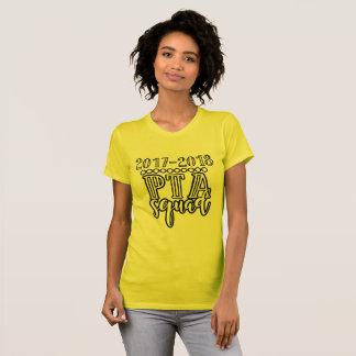 T-shirt Chemise d'école de peloton de Pta