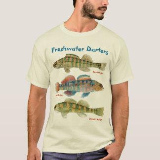 T-shirt Chemise décontractée de 3 Darters