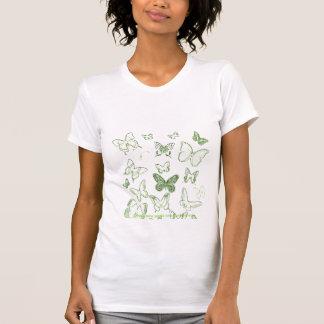 T-shirt Chemise décontractée de dames de GothicChicz