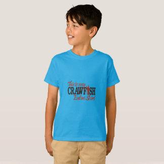 T-shirt Chemise d'écrevisses