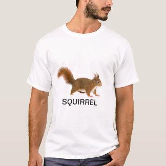 T-shirt Chemise d'écureuil