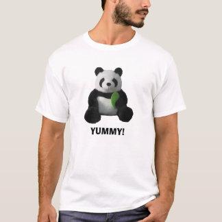 T-shirt Chemise délicieuse de panda