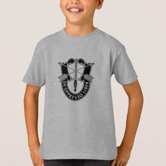 T-shirt Chemise d'enfants de forces spéciales