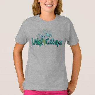 T-shirt Chemise d'enfants de George de lac