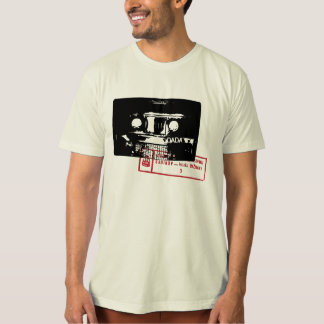 T-shirt Chemise d'enregistreur à cassettes