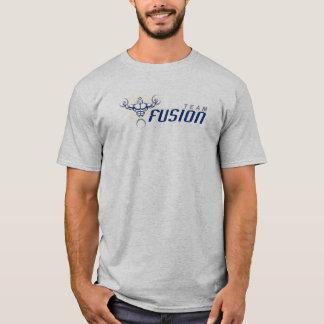 T-shirt Chemise d'équipe de FUSION d'ÉQUIPE, version