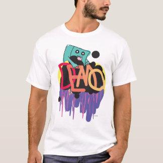 T-shirt Chemise d'équipe de patin de démo