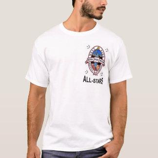 T-shirt Chemise d'équipe de Tout-Étoiles de WBC