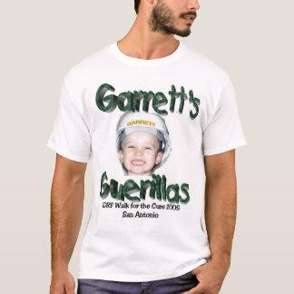 T-shirt Chemise des guérilleros de Garrett