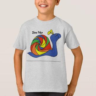 T-shirt Chemise d'escargot