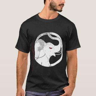 T-shirt Chemise détruite